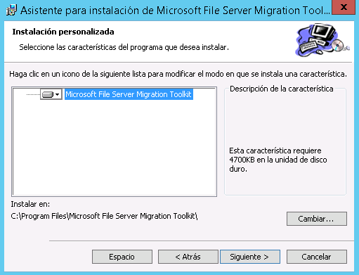 Migrar File Server 2008 R2 a 2012 R2 | El Deza